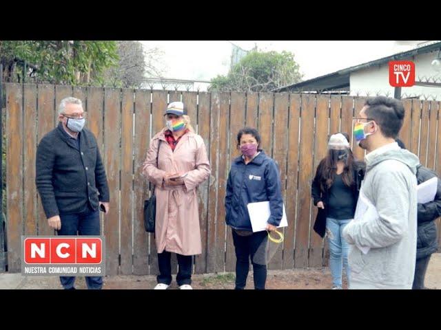 CINCO TV - Julio Zamora continúa realizando operativos de detección temprana por COVID-19