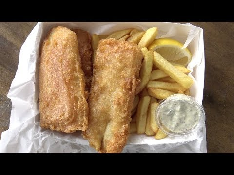 The Good Wolf Fish N Chips Review - Gold Coast