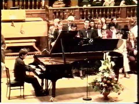 "Beethoven: Sonate in F minor, Op.57 ""Appassionata"" - 3rd mvt. - Balázs Szokolay"
