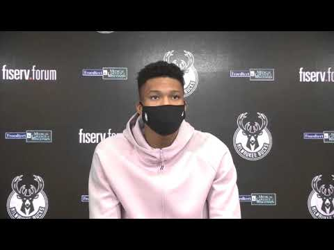 Giannis Reflects On Being Black In America