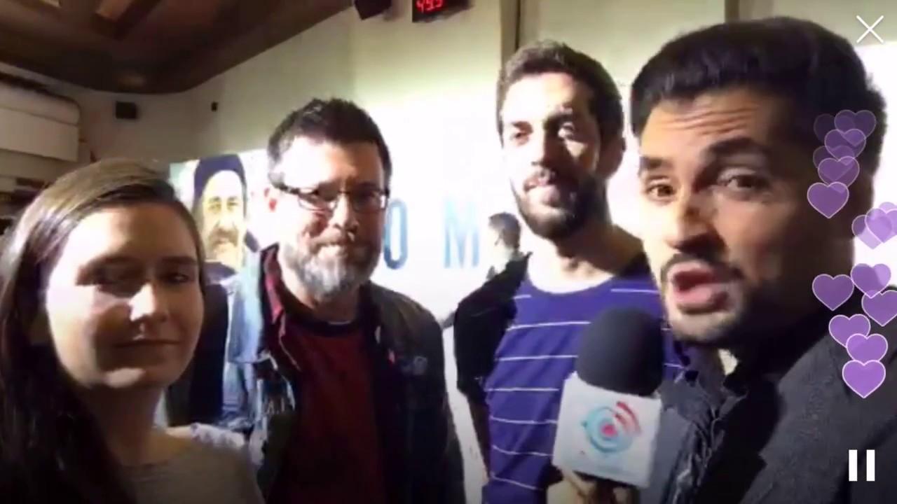 Ver Premiere de 100 metros en los Cines Capitol en Español