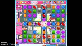 Candy Crush Level 1096 help w/audio tips, hints, tricks