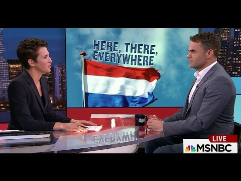 RTL correspondent on Dutch elections, on Rachel Maddow