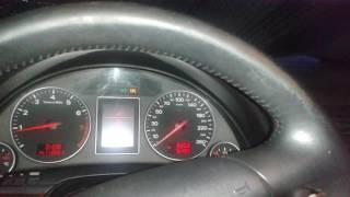 audi problems cooling system and tcm range sensor fault