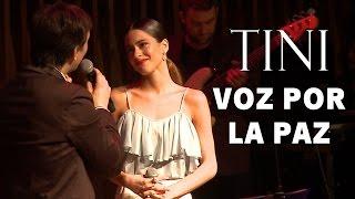 Gambar cover ¡Embajadora Por La Paz! #TiniVozPorLaPaz   TINI