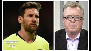 ESPN FC's Steve Nicol and Ross Dyer delve into Lionel Messi's stellar 2018-19 season for Barcelona so far with his sights set on his third career treble.