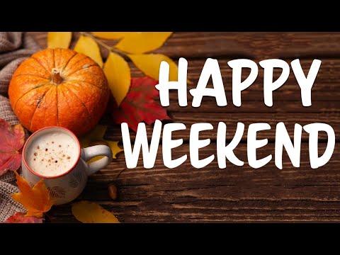 Happy Weekend JAZZ - Warm and Sweet Bossa Nova JAZZ for Great Autumn Mood