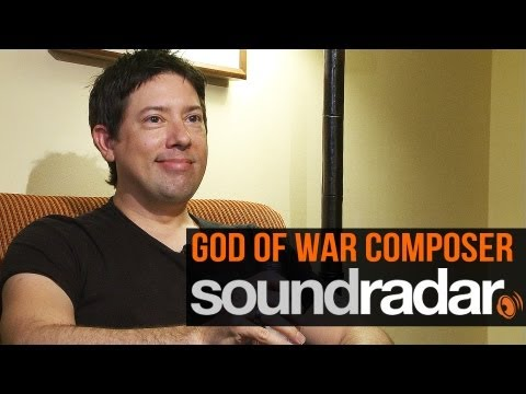 God of War Composer, Cris Velasco - SoundRadar