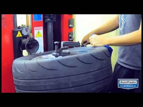 Scratch Free Tire Mounting With Corghi Machine Autotrader Classics