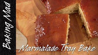 Eric Lanlard's Marmalade Traybake