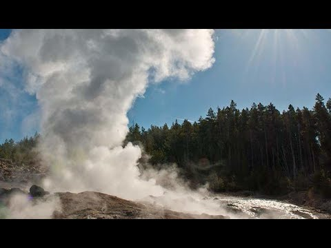 Yellowstone BLASTS  ONE HOUR  - Volcano Activity of  Steamboat Geyser &  What does this mean?