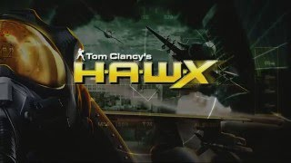 Tom Clancy's HAWX (Xbox 360) Gameplay