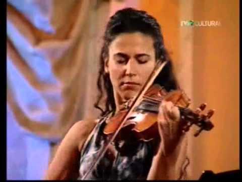 Corinne Chapelle Ysaÿe Violin Sonata No. 4 in E minor
