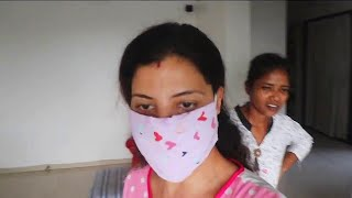 ME & Amita took this Huge RESPONSIBILITY | Ss Vlogs :-)