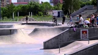 Пермь экстрим парк
