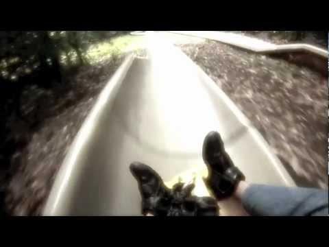 Crashing Alpine Slide video