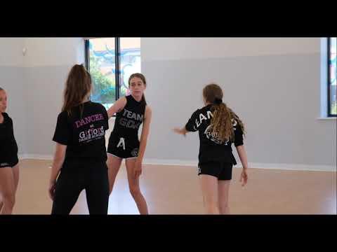 Josh Denyer comes to Gifford Dance Academy
