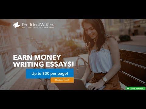 Proficient Writers Grammar Test