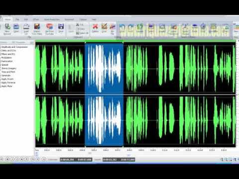 Como Funciona Power Sound Editor/ Como trabajar en Power Sou