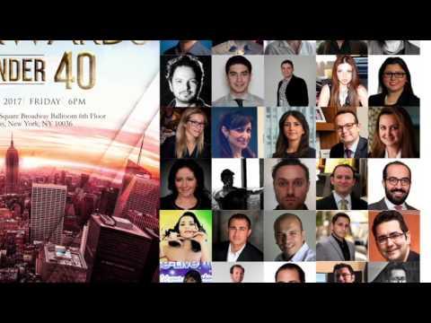 TOA 40 Under 40 Award Ceremony