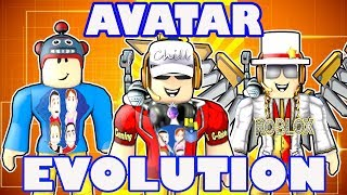 L'evoluzione del mio Roblox Avatar - Uno sguardo più da vicino a come il mio personaggio si è evoluto in Roblox