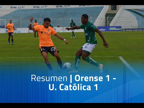 Ourense U. Catolica Goals And Highlights