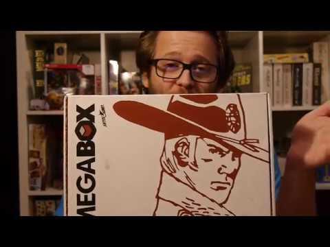 "Unboxing: Skybound's The MegaBox ""Rick Grimes"""