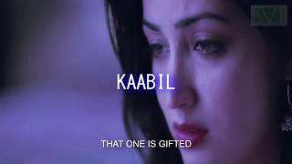 KAABIL Movie Trailer 2017 with English Subtitles | Hrithik Roshan & Yami Gautam