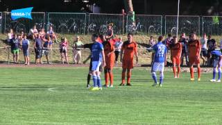 Tore vom Testspiel gegen den TSV Bützow