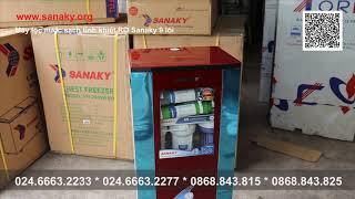 Máy lọc nước sạch tinh khiết RO Sanaky 9 lõi lọc