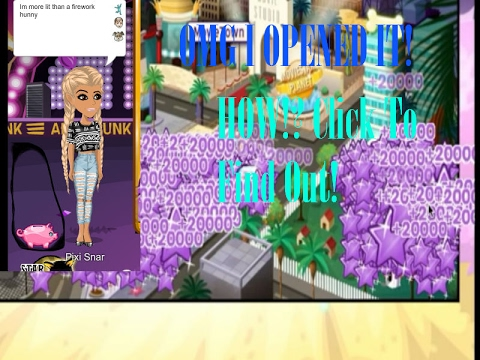 HOW TO OPEN VIP PIGGY BANK WITH NO VIP!-MSP