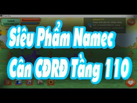 Ngọc Rồng Online - Namec Win Tầng 110 | Đánh Hơn 2 Tỷ HP Trong 15 Phút