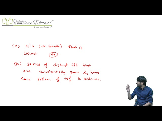 CA Final Financial Reporting Ind AS 115 (Part 2/5) by CA Vinesh Savla (New Course)