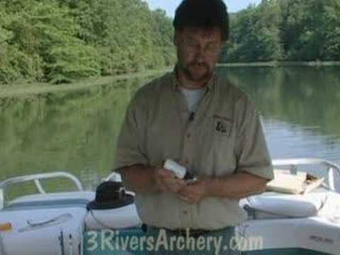3Rivers Archery Mounting Fish Points