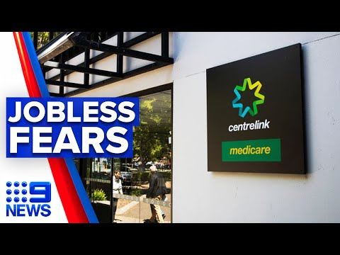 Coronavirus: Fears Centrelink queues returning in new year | 9 News Australia
