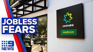 Coronavirus: Fears Centrelink queues returning in new year   9 News Australia