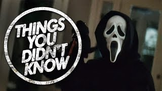 9 Things You (Probably) Didn't Know About Scream