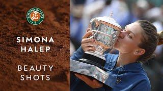 Beauty Shots #15 - Simona Halep vs Sloane Stephens I Roland-Garros 2018