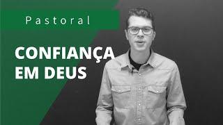 CONFIANÇA EM DEUS | Rev. Leonardo Tobias | Daniel 3:28