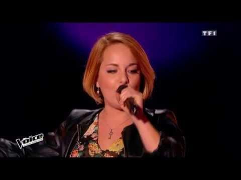 The Voice │Giuliana Danze - Don't Rain on My Parade (Barbara)│Blind Audition
