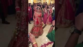 Best shadi dance by wedding girl