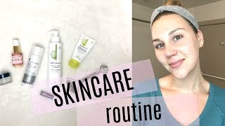 Affordable & Organic Skincare Routine!