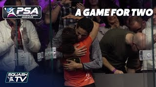 Squash: A Game For Two - Raneem El Welily & Tarek Momen