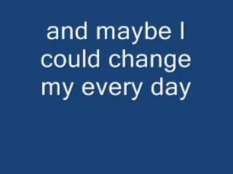 Gone - Nsync (lyrics on screen)