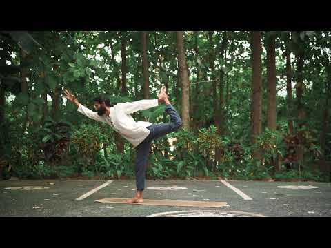 Natarajasana - Dancer Pose Alignment