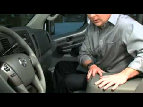 Nissan Commercial Vehicles Mobile Office Intro | Michael Jordan Nissan