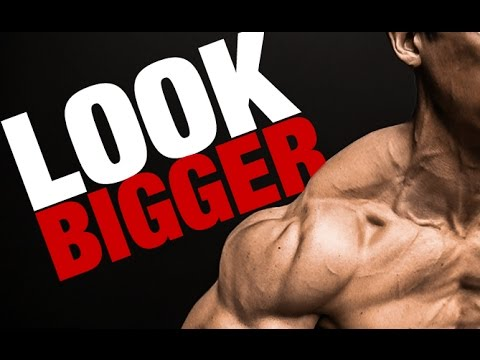 How to Look Bigger in 3 Weeks (TARGET THIS!)