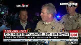 Sheriff's Sgt. Ron Helus was set to retire soon. He was killed in the Thousand Oaks attack