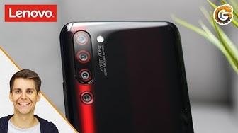Lenovo Z6 Pro: Unboxing & Quad-Kamera Test im Hands-On