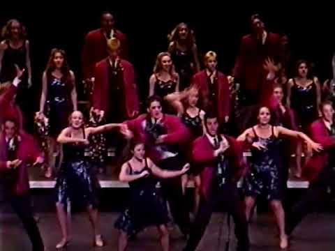 River Deep, Mountain High - John Burroughs High School Chamber Choir 1997